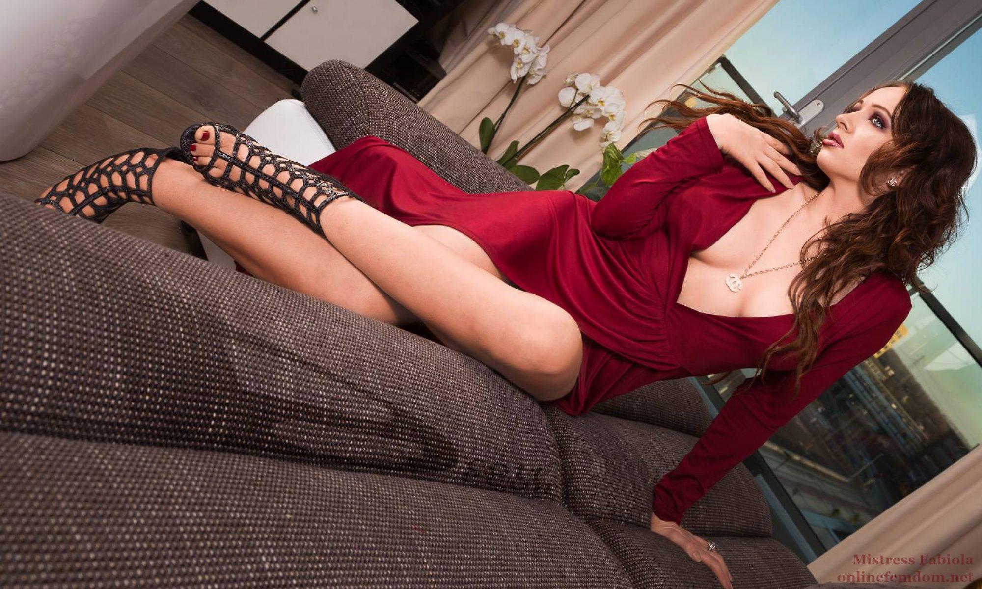 Online Femdom.net - Lady Fabiola Fatale